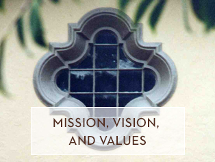 Mission, Vision, and Values